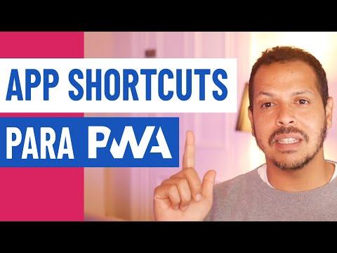 Adicionando App Shortcuts em sua PWA - Curso PWA #38