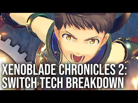 Xenoblade Chronicles 2 Switch: Great When Docked But What About Portable Play?