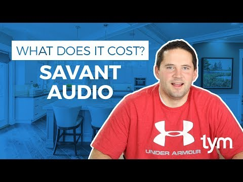 How Much Does Savant Audio Cost