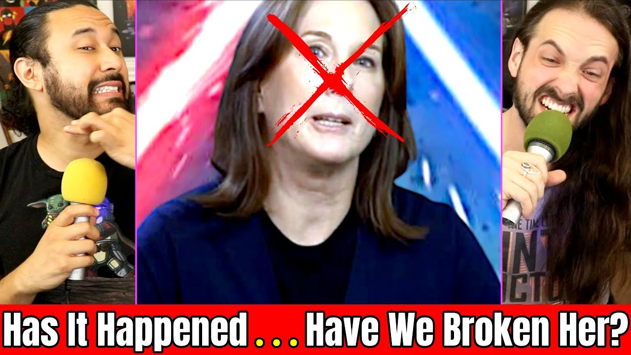 Kathleen Kennedy STEPPING DOWN FROM STAR WARS?!