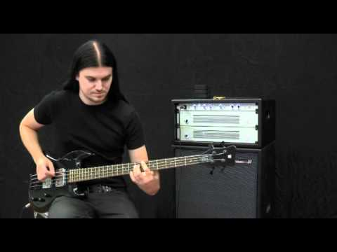 Warwick TV - Victor Brand / Entombed plays songs by Entombed