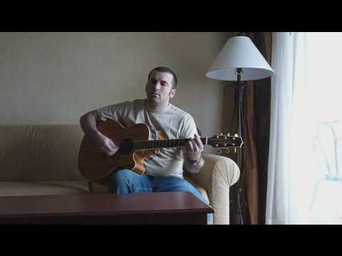 Andrew Kelly Video by Jupiter Cure - Acoustic Version UNCUT in a Hotel Room!