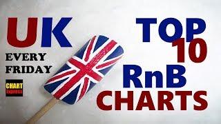 UK Top 10 RnB Charts | 29.06.2018 | ChartExpress