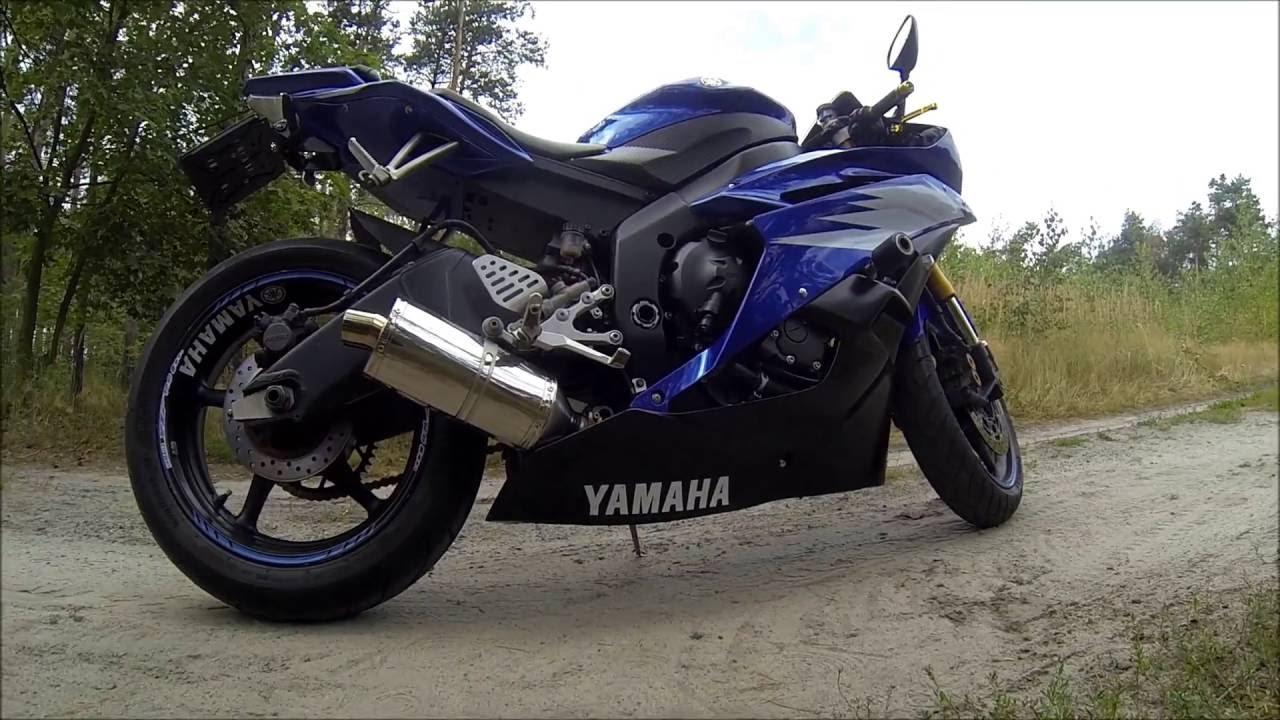 Yamaha R6 RJ11 Blue 2006r Walkaround KvbaMotoVlog