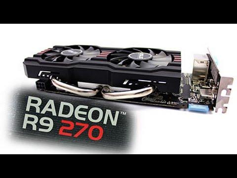 Обзор Radeon R9 270 (На что способна?)