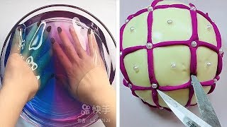 The Most Relaxing & Satisfying Slime ASMR Videos #171