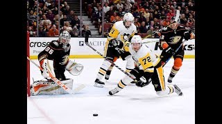 Pittsburgh Penguins vs  Anaheim Ducks - January 17, 2018 | Game Highlights | NHL 2017/18