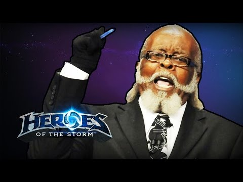 ♥ Heroes of the Storm - The Butcher's Win Rate Is Too Damn High!