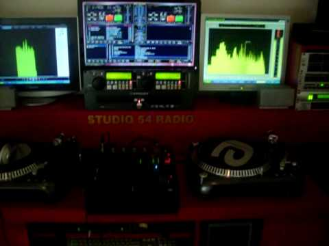 studio54radio new video on air radio