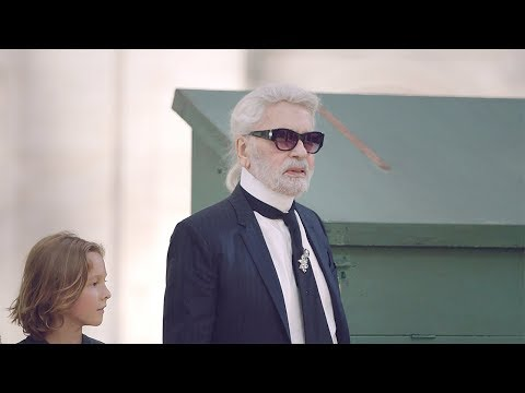 Chanel | Haute Couture Fall Winter 2018/2019 | Interview With Karl Lagerfeld