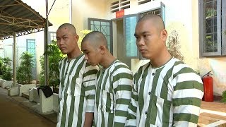 Khởi tố ba đối tượng đâm hai cảnh sát giao thông ở Đồng Nai