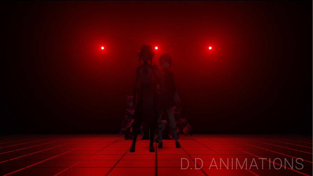Genshin Impact - Got That Boom Dance Cover (Trailer)