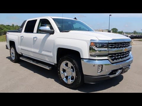 2017 chevy silverado 1500 crew cab ltz 4x4 high desert. Black Bedroom Furniture Sets. Home Design Ideas