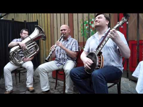 Moscow Trad Jazz Band28 05 2015