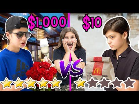 Rich date $1000