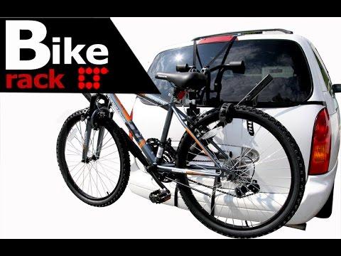bike carrier bike rack on trunk installation guide by lt sport br suv