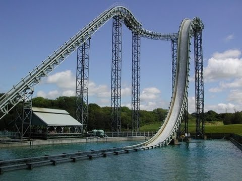 10 Crazy Theme Parks! HINT: