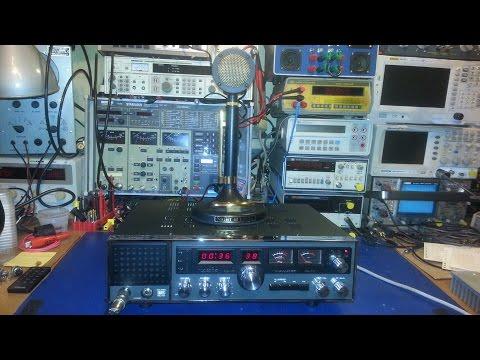 NOS Realistic Navaho TRC-457 AM / SSB CB radio.