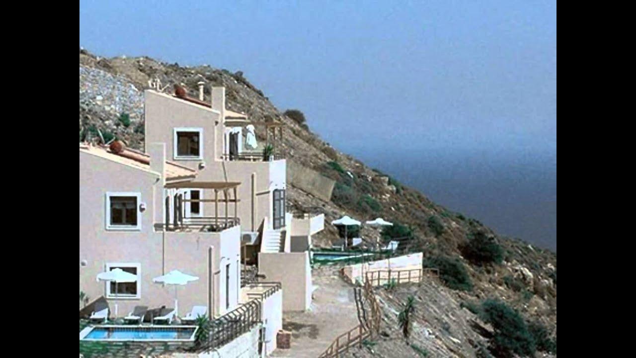FSM Reisen stellt vor: Anemos Villen - Luxus privat villen mit pool in Sud Kreta