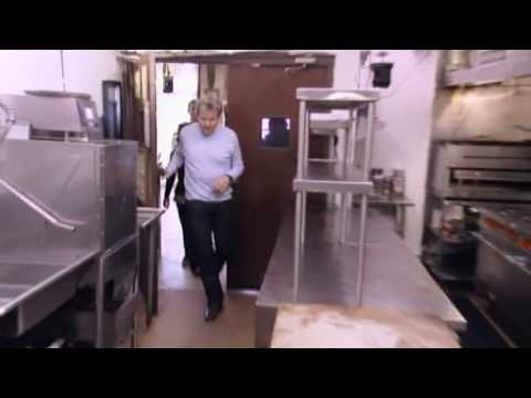 Owner in tears when gordon transforms kitchen kitchen for Q kitchen nightmares