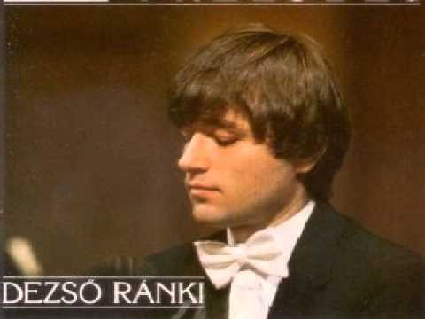 Dezso Ranki plays Schumann - Concerto op. 54 A-moll - II & III mov LP