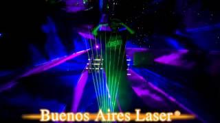 ¨Teclado Laser virtual¨ Arpa Laser - Buenos Aires Laser -
