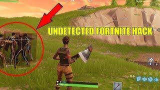 UNDETECTED FORTNITE HACK 2018 [UPDATED 15/06/2018]