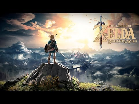 Legion Playz - [1]The Legend of Zelda: Breath of the Wild