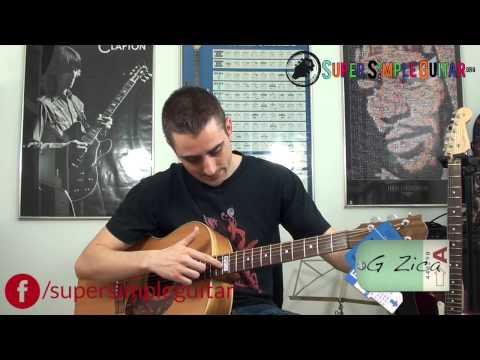 """Gitara za pocetnike - Lekcije za gitaru - lekcija 1od 4 """"kako nastimati gitaru"""""""