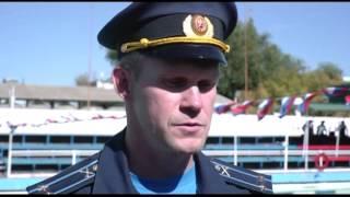 В Астрахани прошли соревнования по плаванию среди гарнизона воздушно-космических войск
