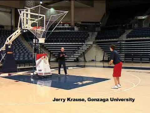 Jerry Krause - Gonzaga University - Shooting Basics