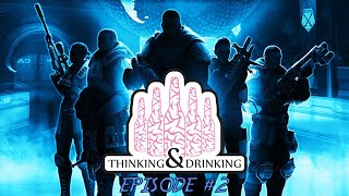 XCOM 2: Turn Based Strategy History Leason  -Thinking And Drinking Ep.2