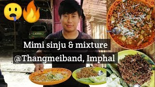 Imphal's best Mimi Sinju at Thangmeiband(Speaking Manipuri vlog)