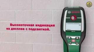 видео Детектор скрытой проводки в интернет-магазине Город Инструмента