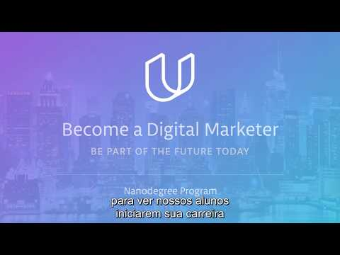 Nanodegree Marketing Digital