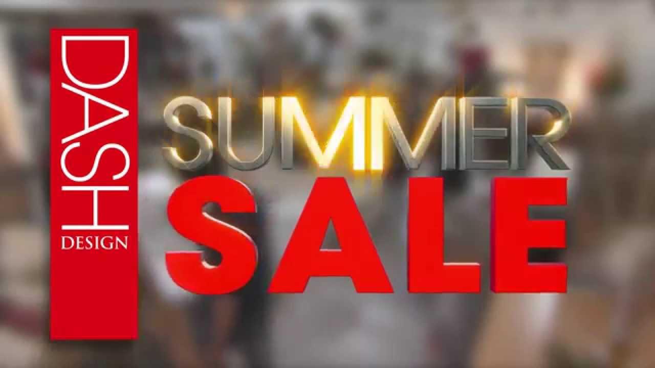 SUMMER SALE at Dash Design Furniture Get The XFactor YouTube