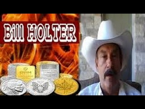 Bill Holter New Update: Silver To Explode In Price As It Is Undervalued