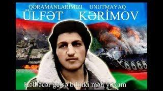 """Gambar cover Şəhid """"Azərbaycan Bayrağı"""" ordenli Ülfət Kərimov anım günü münasibıtilə hazırlanmış tədbir"""