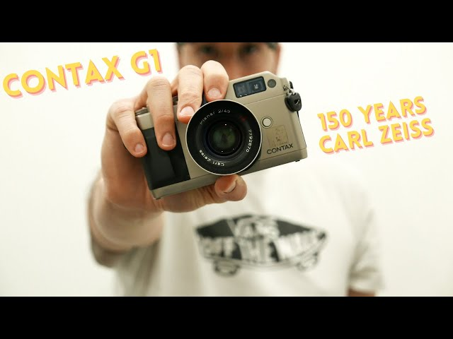 A Day With Contax G1 + Planar 45 f2