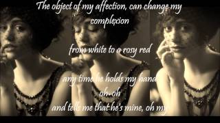 Emmy Rossum - The object of my affection lyrics