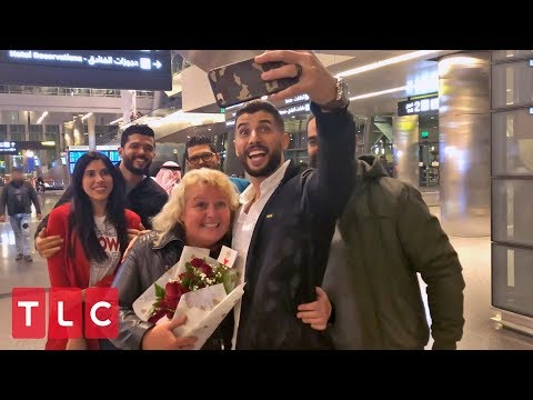 Laura Arrives In Qatar   90 Day Fiancé: The Other Way