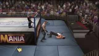 WWE 2K14 DEFEAT THE STREAK!!! Kevin Nash Vs. The Undertaker