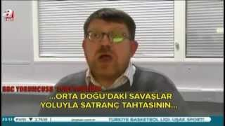 Turkish TV in English: City of London Rothschilds & Bilderberg Freemasonry Yaz Boz Tony Gosling