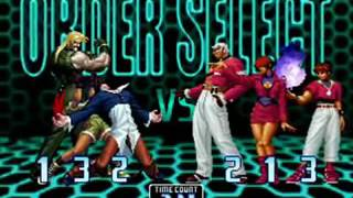 Sacar jugadores prohibidos KOF 2002 thumbnail
