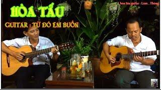 Từ Đó Em Buồn * ST Trần Thiện Thanh * HÒA TẤU guitar Lâm_Thông