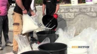 Ecobeton - Aqualandia oprava bazénu