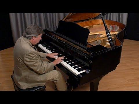 Yamaha Grand Piano - Model C3 - Living Pianos