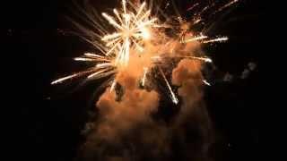 Sebastianas 2014 Freamunde | 14 Julho | Fogo de Artifício | Octa Push | Beatbombers