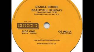 Daniel Boone - Beautiful Sunday (1972)