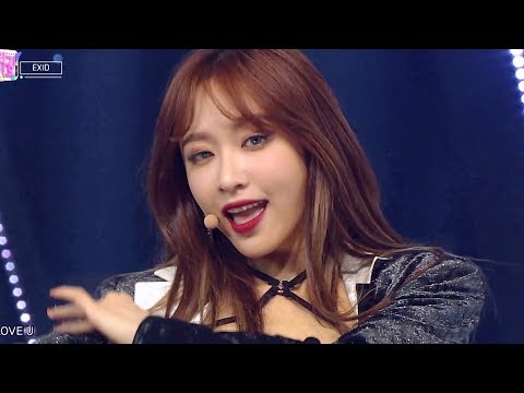 download EXID - I Love You [SBS Inkigayo Ep 983]